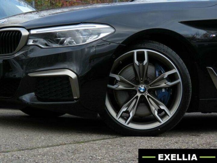 BMW M5 M550d xDRIVE  NOIRE PEINTURE METALISEE  Occasion - 1
