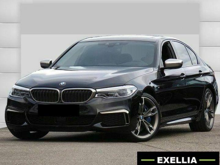 BMW M5 M550d xDRIVE  NOIRE PEINTURE METALISEE  Occasion - 2