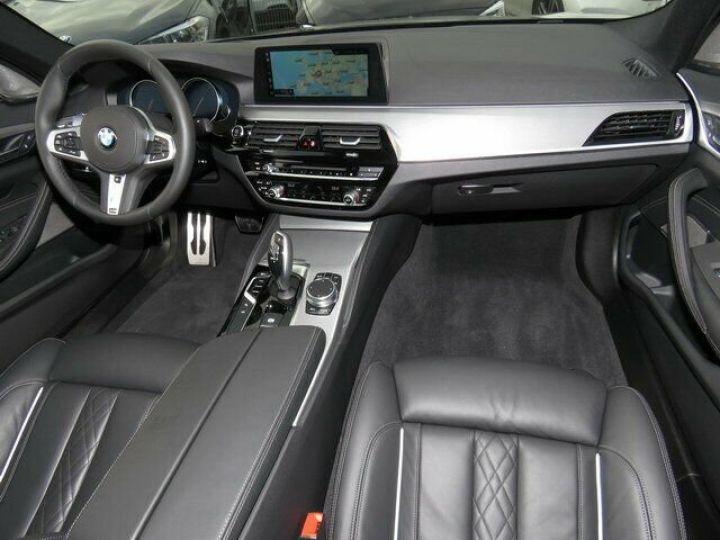 BMW M5 M550d xDRIVE  NOIRE PEINTURE METALISEE  Occasion - 6