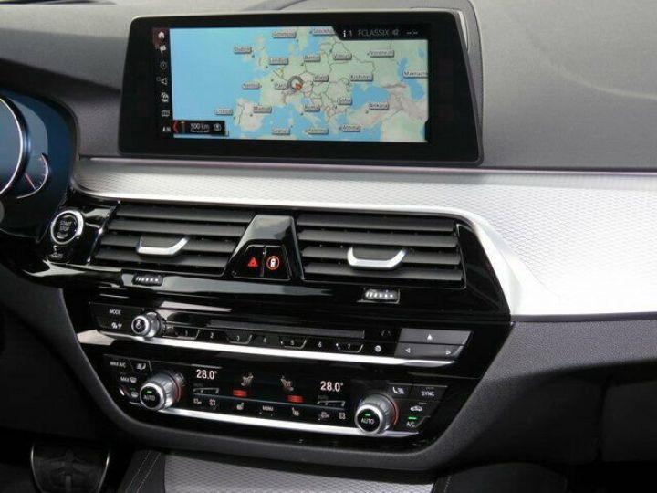 BMW M5 M550d xDRIVE  NOIRE PEINTURE METALISEE  Occasion - 7