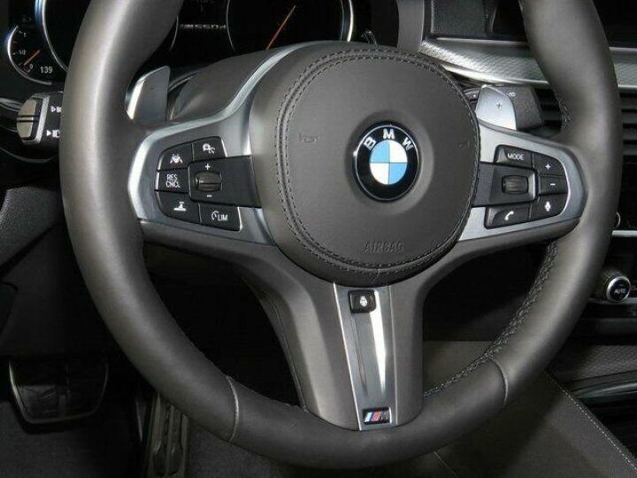 BMW M5 M550d xDRIVE  NOIRE PEINTURE METALISEE  Occasion - 8