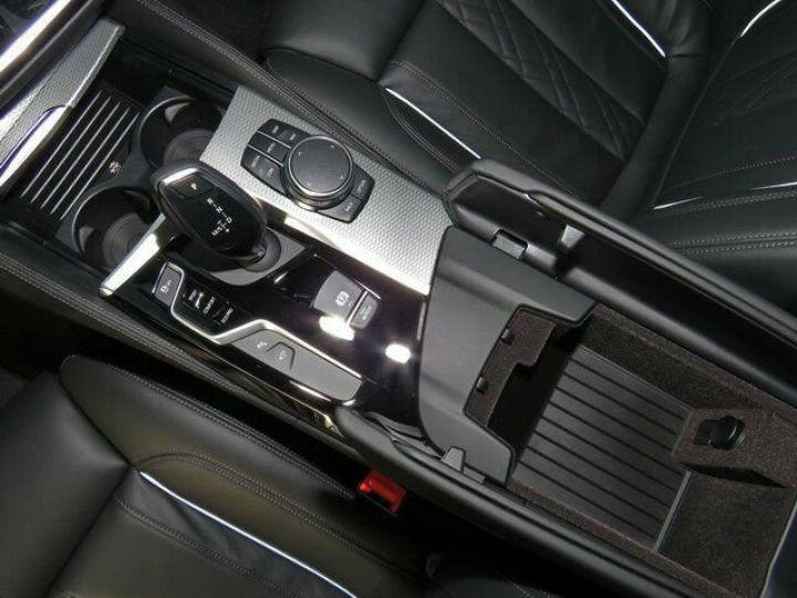 BMW M5 M550d xDRIVE  NOIRE PEINTURE METALISEE  Occasion - 9