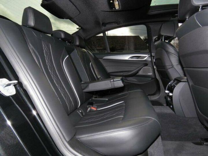 BMW M5 M550d xDRIVE  NOIRE PEINTURE METALISEE  Occasion - 11