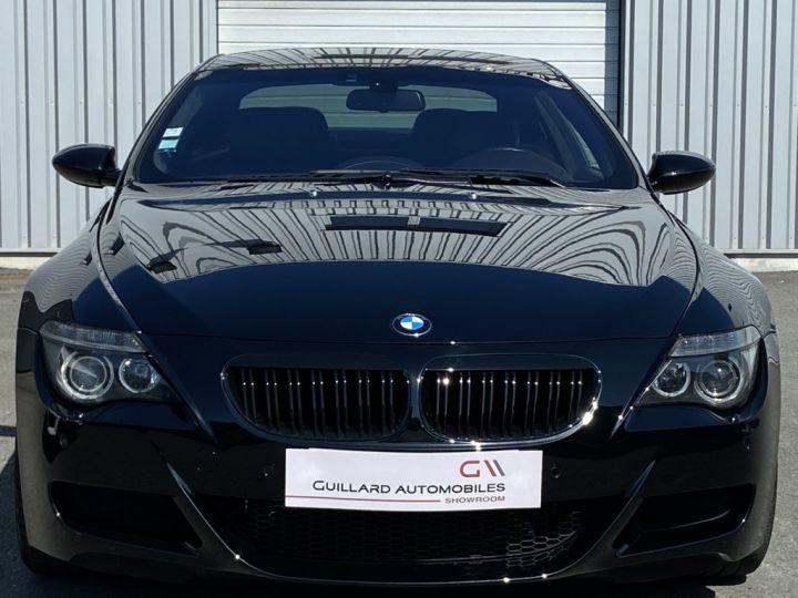 BMW M6 5.0 V10 507ch (E63) SMG7 NOIR - 2