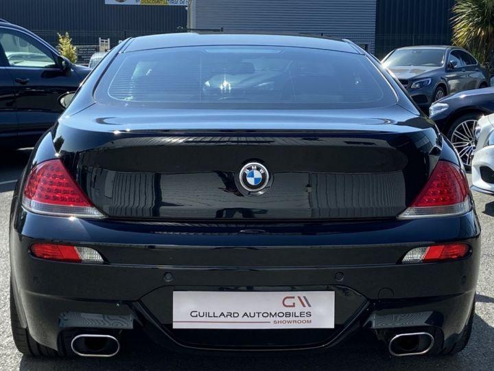 BMW M6 5.0 V10 507ch (E63) SMG7 NOIR - 7