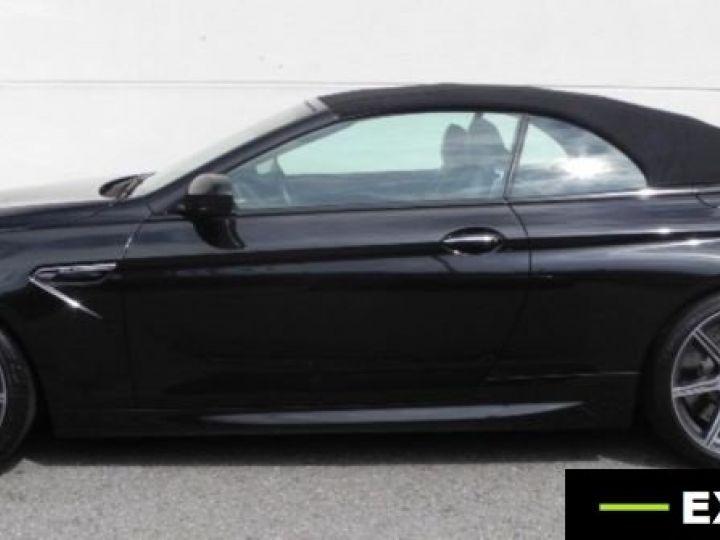 BMW M6 CABRIOLET PERFORMANCE  DKG7 NOIR  Occasion - 2