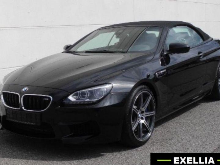 BMW M6 CABRIOLET PERFORMANCE  DKG7 NOIR  Occasion - 5