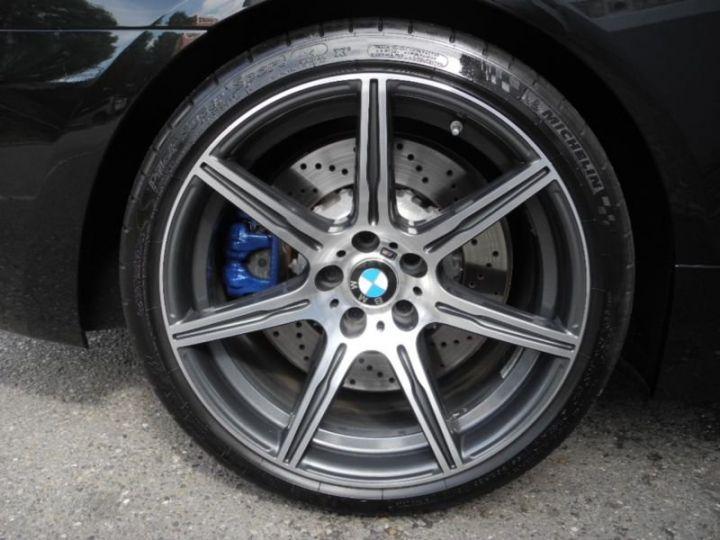 BMW M6 CABRIOLET PERFORMANCE  DKG7 NOIR  Occasion - 7