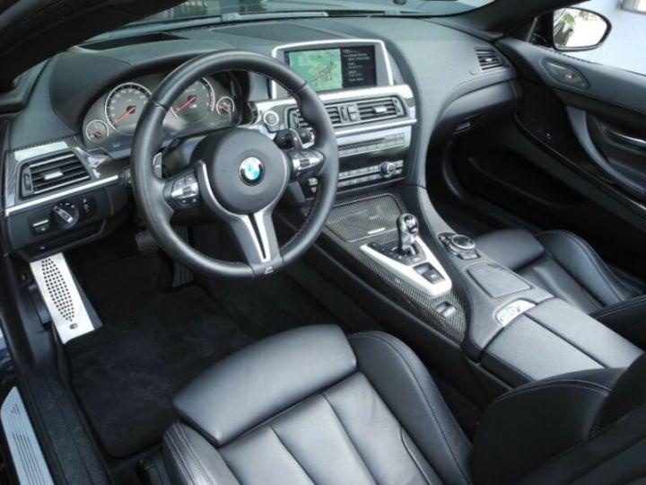 BMW M6 CABRIOLET PERFORMANCE  DKG7 NOIR  Occasion - 8
