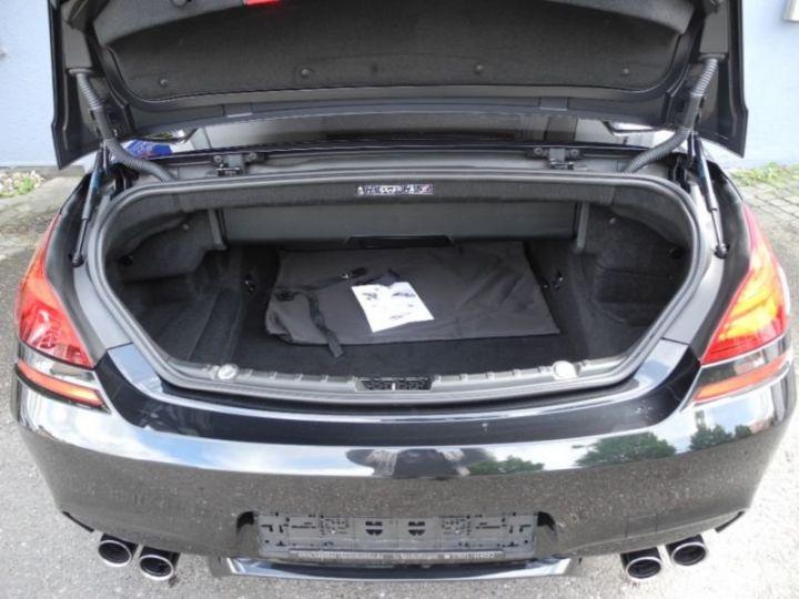 BMW M6 CABRIOLET PERFORMANCE  DKG7 NOIR  Occasion - 10