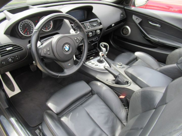 BMW M6 (E64) 507CH Gris Metalise - 2
