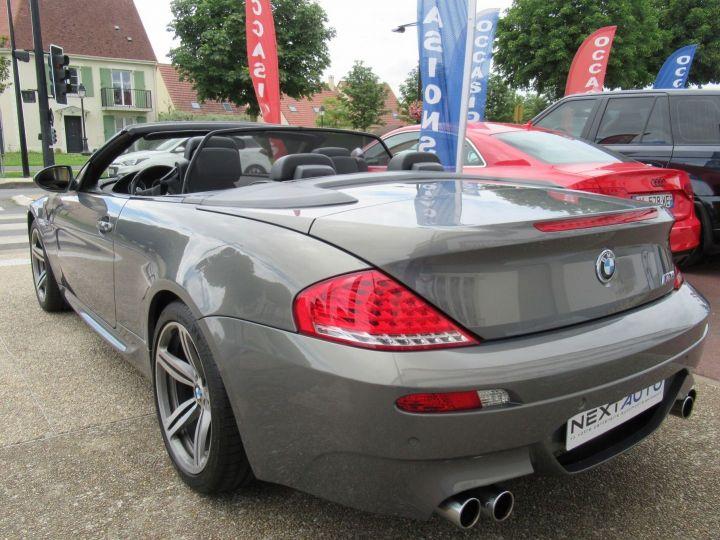 BMW M6 (E64) 507CH Gris Metalise - 3