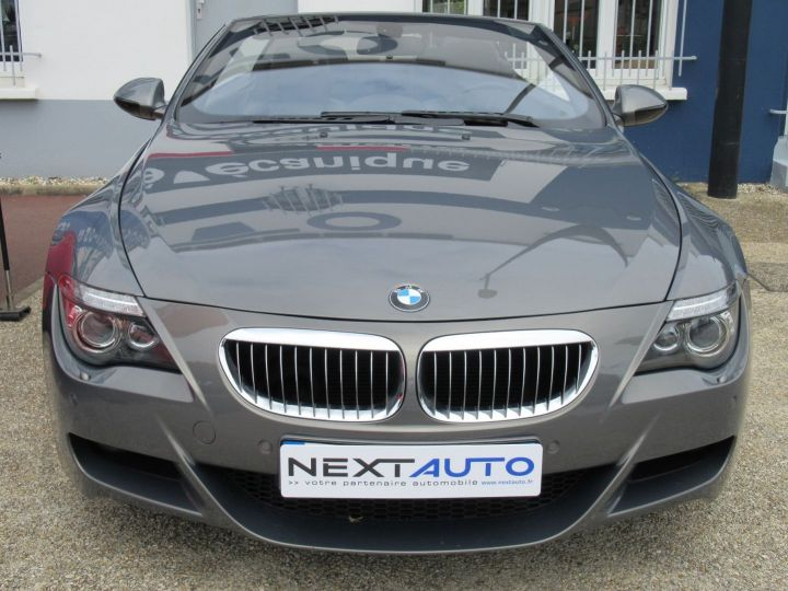 BMW M6 (E64) 507CH Gris Metalise - 7