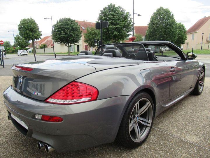 BMW M6 (E64) 507CH Gris Metalise - 10