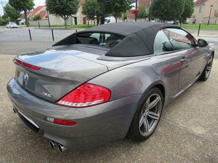 BMW M6 (E64) 507CH Gris Metalise - 11