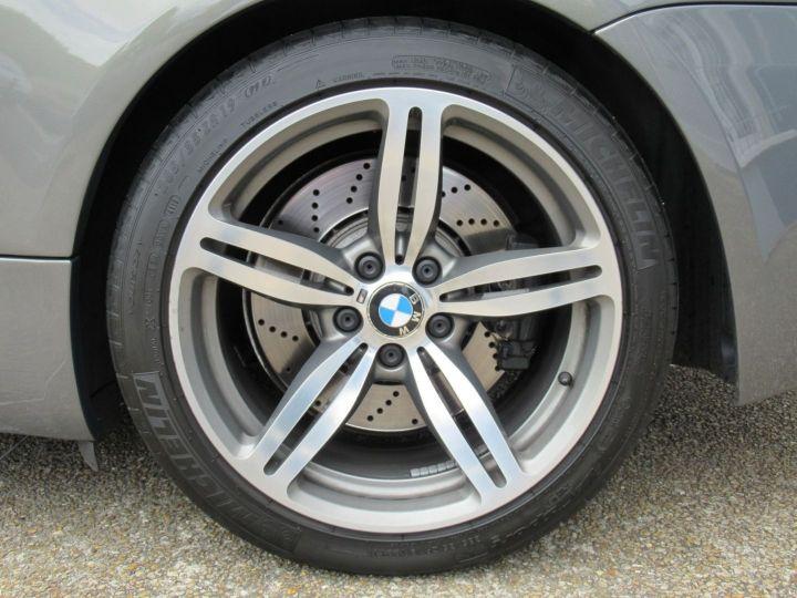 BMW M6 (E64) 507CH Gris Metalise - 12