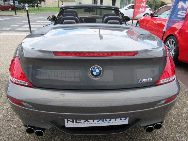 BMW M6 (E64) 507CH Gris Metalise - 14