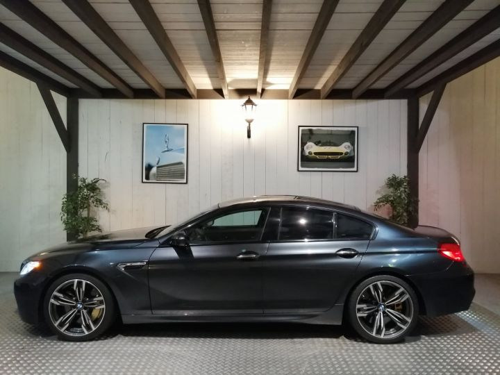 BMW M6 GRAN COUPE 4.4 V8 560 CV DKG7 Gris - 1