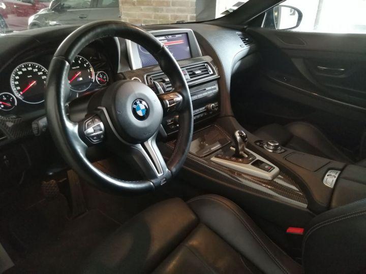 BMW M6 GRAN COUPE 4.4 V8 560 CV DKG7 Gris - 5