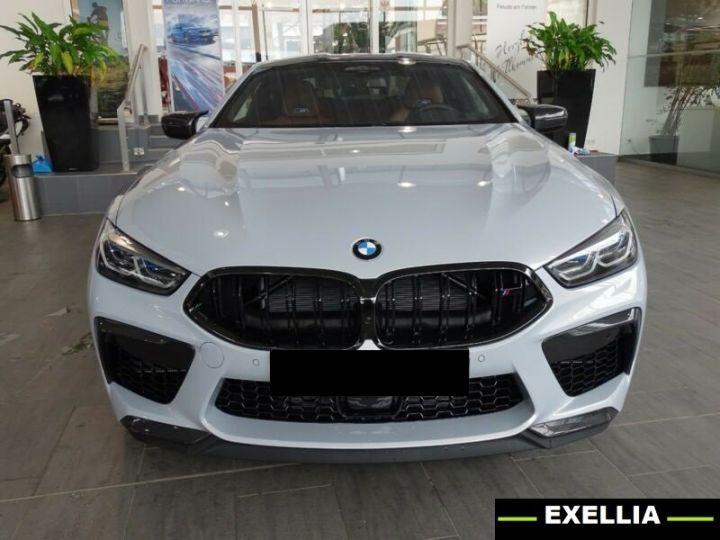 BMW M8 Competition  ARGENTE PEINTURE METALISE  Occasion - 2