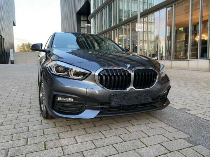BMW Série 1 # 116d Advantage  Gris Peinture métallisée - 1