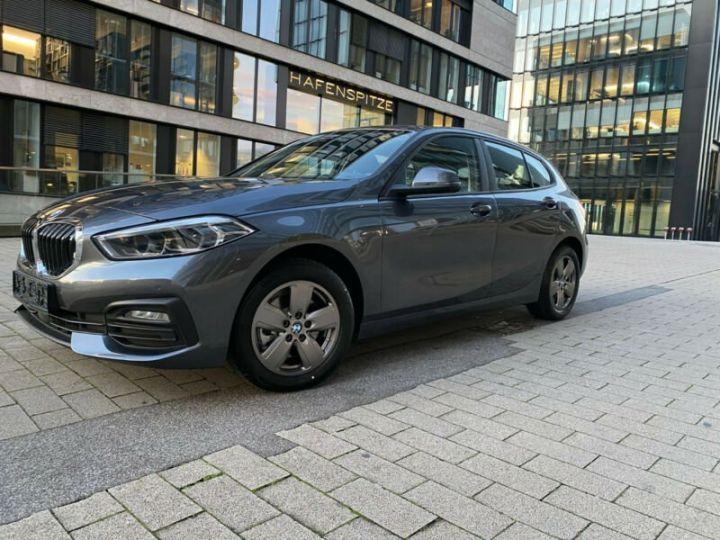BMW Série 1 # 116d Advantage  Gris Peinture métallisée - 8