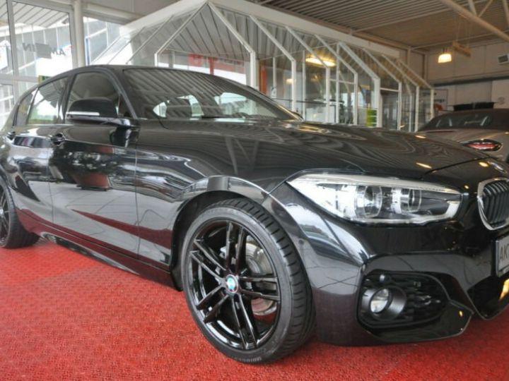 BMW Série 1 116d Aut. M Sport LED+NAVI+18 Noir - 1
