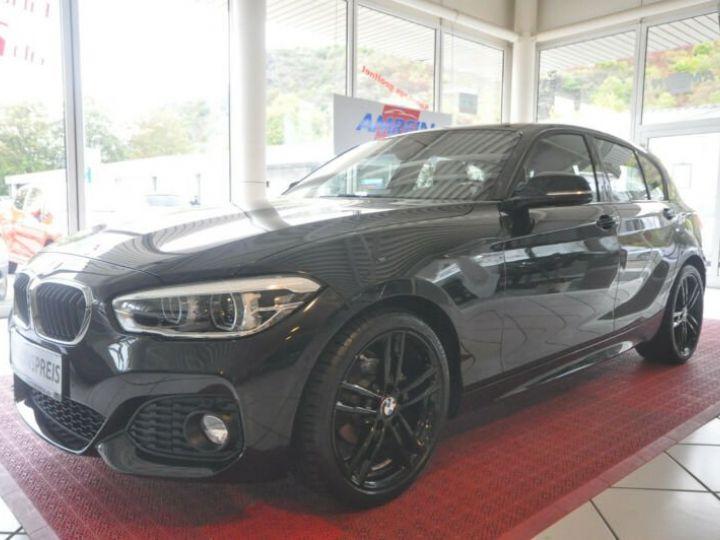 BMW Série 1 116d Aut. M Sport LED+NAVI+18 Noir - 3
