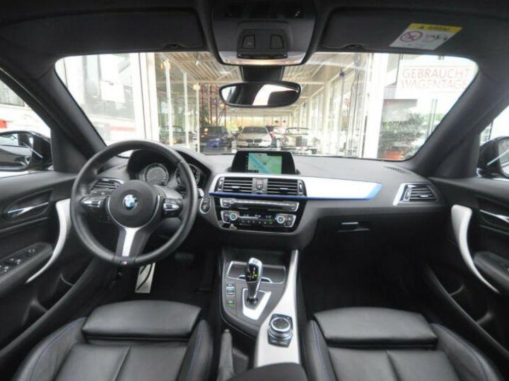 BMW Série 1 116d Aut. M Sport LED+NAVI+18 Noir - 4