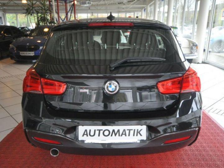 BMW Série 1 116d Aut. M Sport LED+NAVI+18 Noir - 6