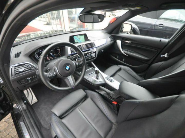 BMW Série 1 116d Aut. M Sport LED+NAVI+18 Noir - 8