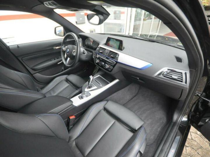 BMW Série 1 116d Aut. M Sport LED+NAVI+18 Noir - 12