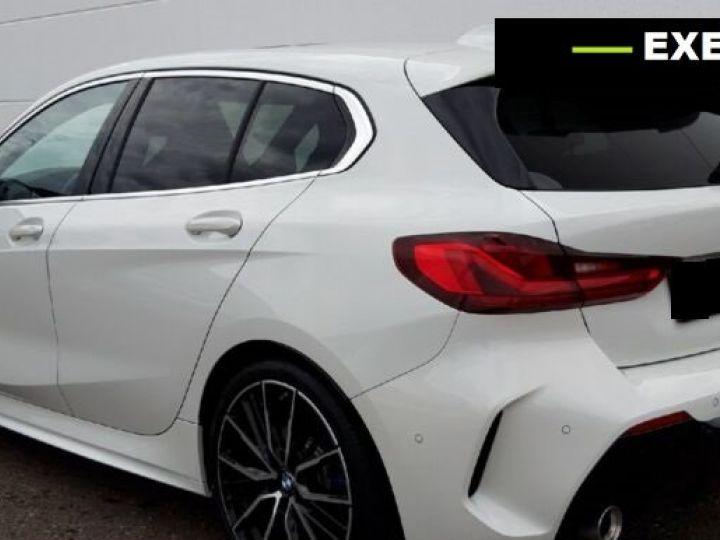 BMW Série 1 118d M Sport BLANC PEINTURE METALISE  Occasion - 3