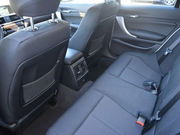 BMW Série 1 118i  1.5 136 ch Advantage (02/2018) blanc alpin - 11