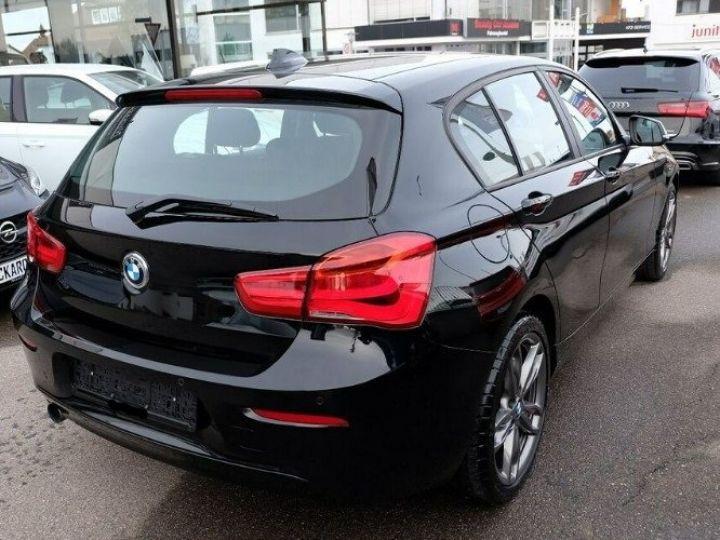 BMW Série 1 118i 1.5 136 sport (12/2017) noir métal - 3