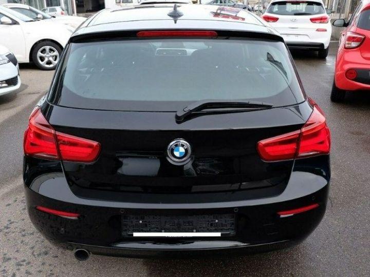 BMW Série 1 118i 1.5 136 sport (12/2017) noir métal - 5