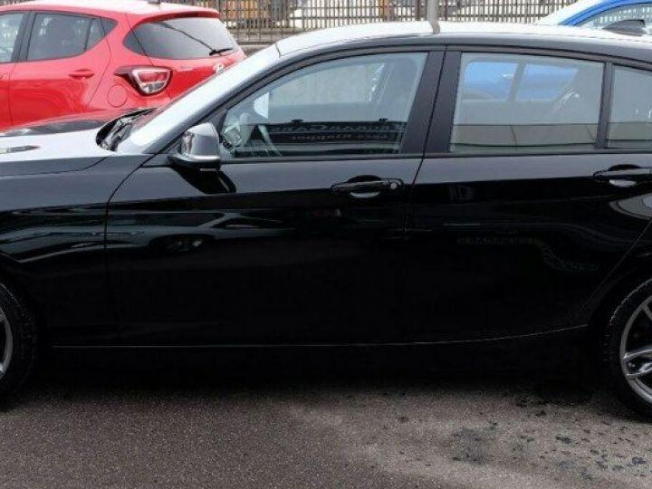 BMW Série 1 118i 1.5 136 sport (12/2017) noir métal - 7