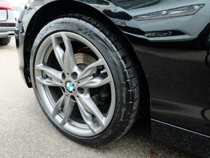 BMW Série 1 118i 1.5 136 sport (12/2017) noir métal - 10