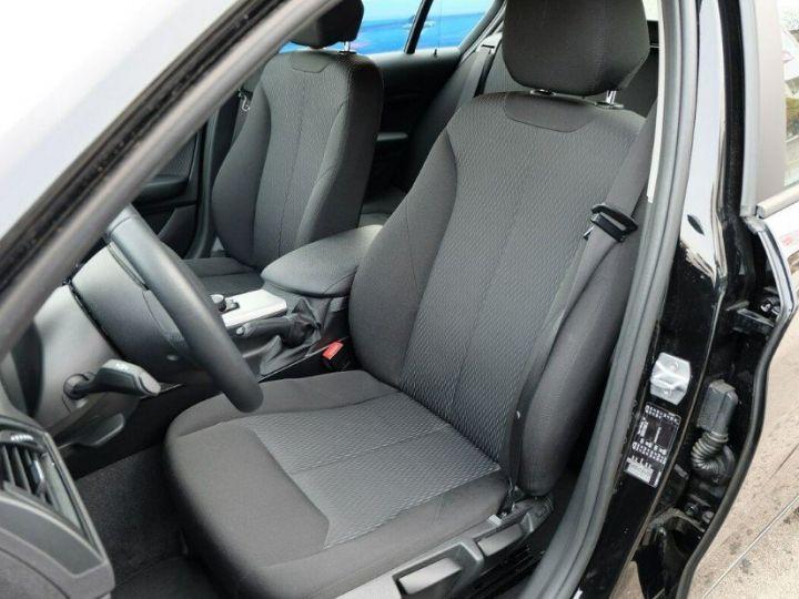 BMW Série 1 118i 1.5 136 sport (12/2017) noir métal - 12