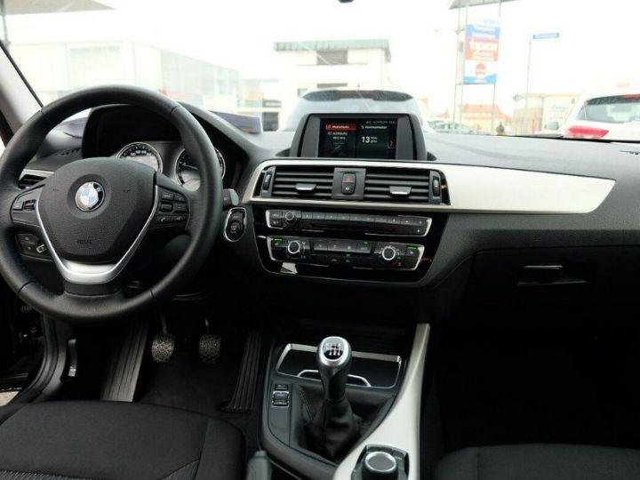 BMW Série 1 118i 1.5 136 sport (12/2017) noir métal - 15