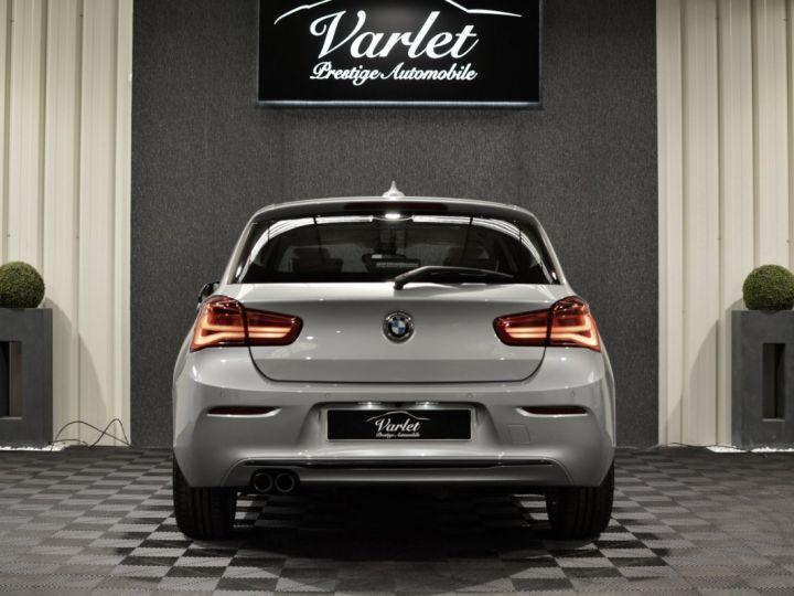 BMW Série 1 120D F20 LCI FINITION SPORT 2.0 190ch 1ERE MAIN GPS PRO CAMERA TOIT OUVRANT FULL LED... ENTR BMW GRIS GLACIER METAL - 5