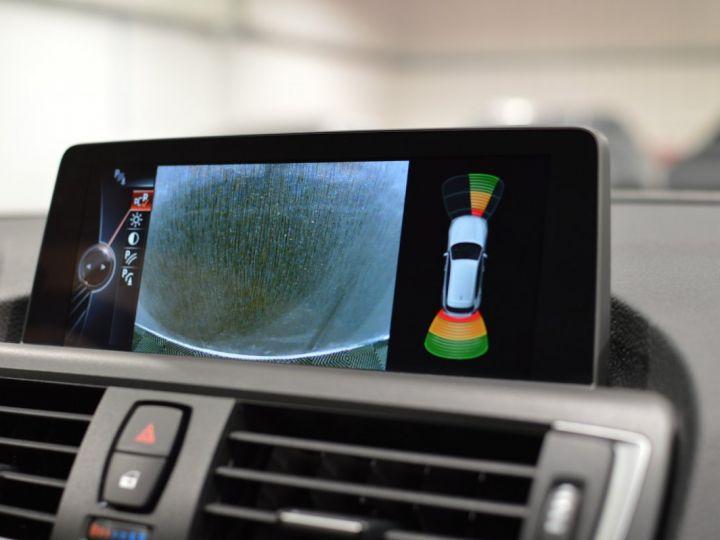 BMW Série 1 120D F20 LCI FINITION SPORT 2.0 190ch 1ERE MAIN GPS PRO CAMERA TOIT OUVRANT FULL LED... ENTR BMW GRIS GLACIER METAL - 8