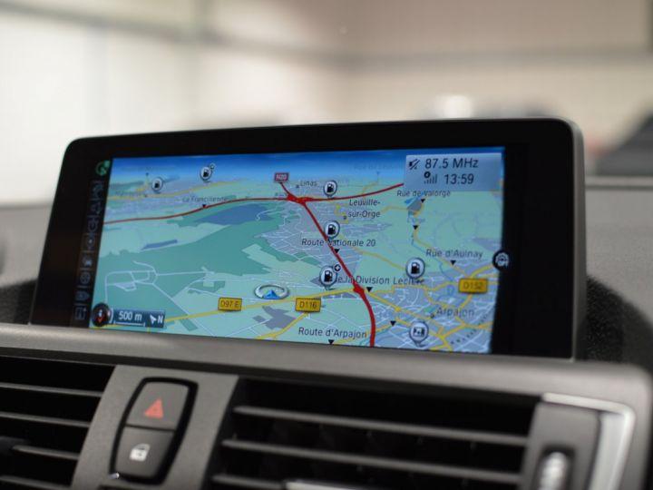 BMW Série 1 120D F20 LCI FINITION SPORT 2.0 190ch 1ERE MAIN GPS PRO CAMERA TOIT OUVRANT FULL LED... ENTR BMW GRIS GLACIER METAL - 9
