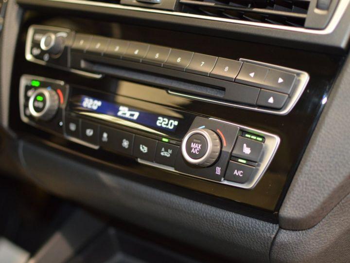 BMW Série 1 120D F20 LCI FINITION SPORT 2.0 190ch 1ERE MAIN GPS PRO CAMERA TOIT OUVRANT FULL LED... ENTR BMW GRIS GLACIER METAL - 10