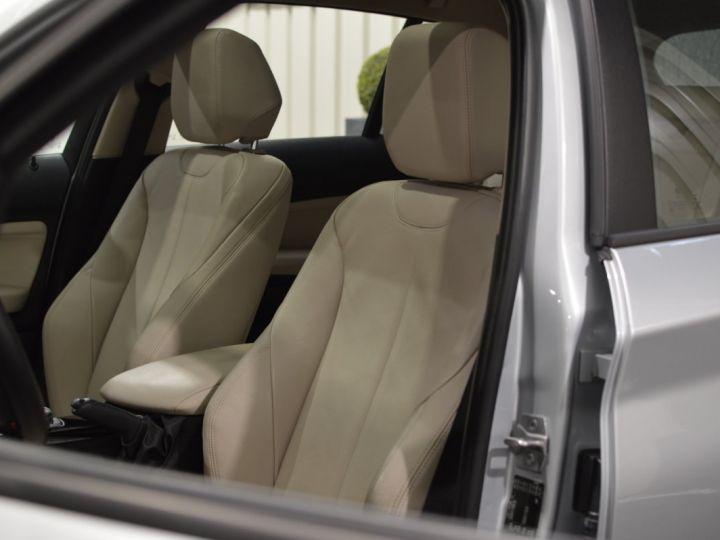 BMW Série 1 120D F20 LCI FINITION SPORT 2.0 190ch 1ERE MAIN GPS PRO CAMERA TOIT OUVRANT FULL LED... ENTR BMW GRIS GLACIER METAL - 13