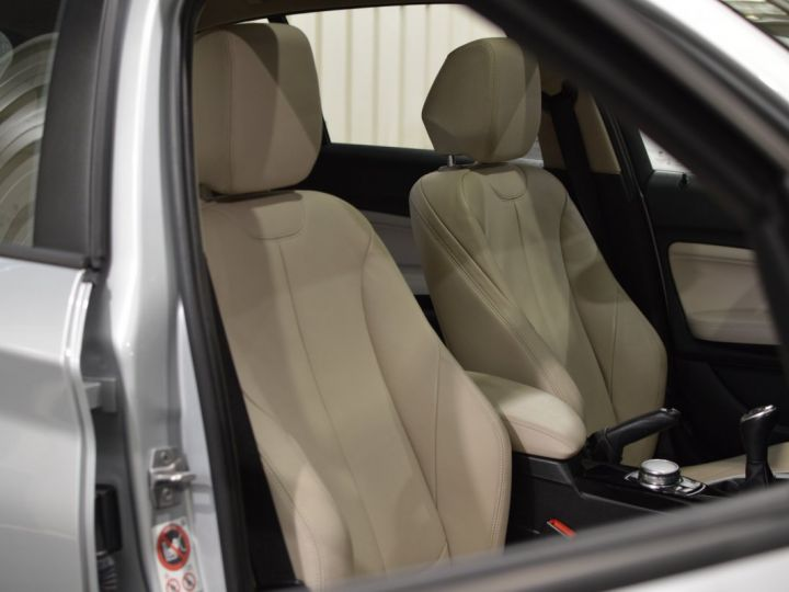 BMW Série 1 120D F20 LCI FINITION SPORT 2.0 190ch 1ERE MAIN GPS PRO CAMERA TOIT OUVRANT FULL LED... ENTR BMW GRIS GLACIER METAL - 14