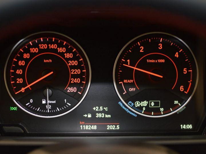 BMW Série 1 120D F20 LCI FINITION SPORT 2.0 190ch 1ERE MAIN GPS PRO CAMERA TOIT OUVRANT FULL LED... ENTR BMW GRIS GLACIER METAL - 18