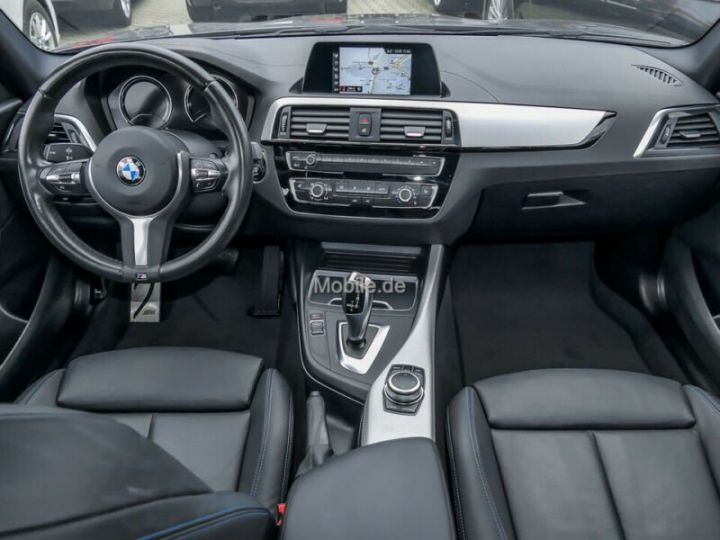 BMW Série 1 business pack M  noir saphir - 7