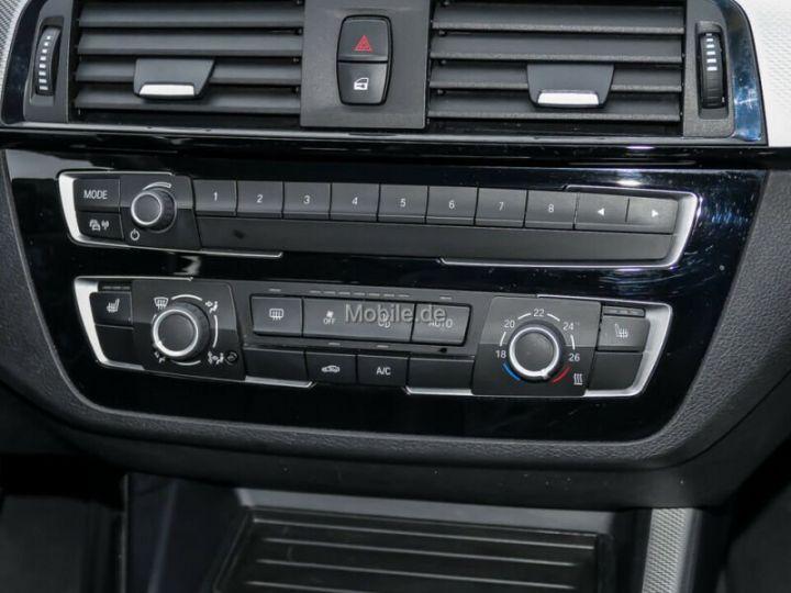 BMW Série 1 business pack M  noir saphir - 8