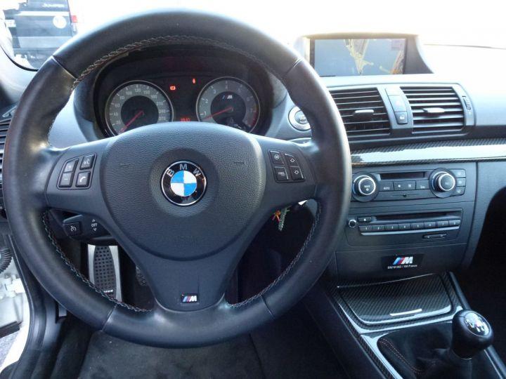 BMW Série 1 E82 COUPE M M1 3.0 340 CV SERIE LIMITEE 062/100 Blanc Alpin Occasion - 19